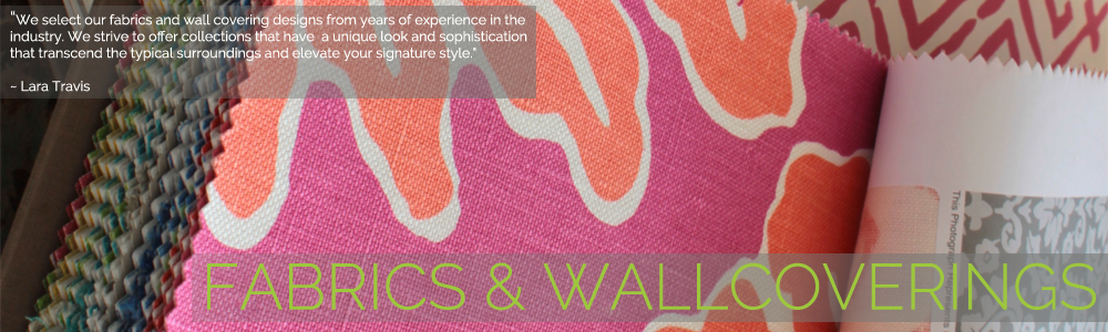 Fabrics & Wallcoverings